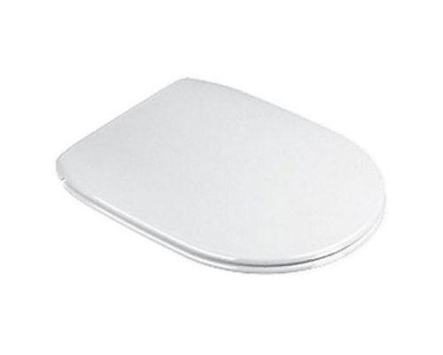 Крышка-сиденье Catalano Canova Royal белая, с микролифтом, петли хром