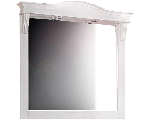 Зеркало Belux Каталония 105 Белое