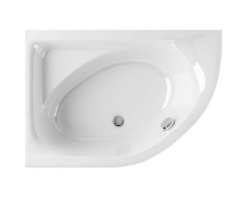 Акриловая ванна Excellent Aquarella 150x100, левая