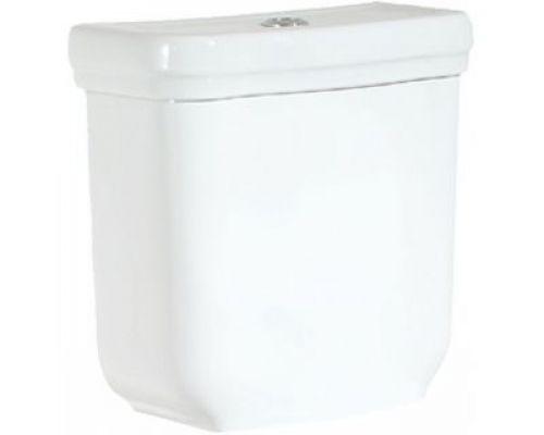 Бачок для унитаза Creavit Klasik KL410 белый