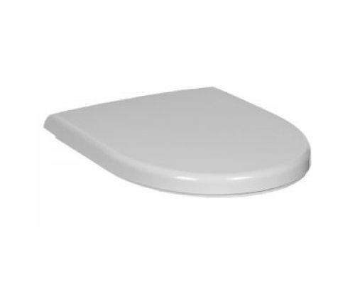 Крышка-сиденье Jika Lyra Plus 8.9338.5.300.000.1 с микролифтом, петли хром