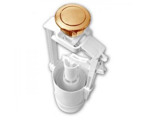 Механизм смыва Azzurra Tulip B19002FBRON/40 с кнопкой