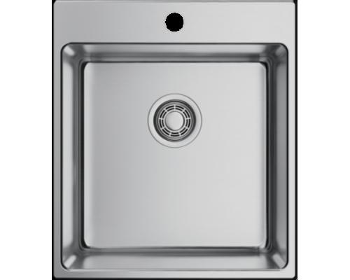 Мойка кухонная Omoikiri Amadare 45-IN нержавеющая сталь/нержавеющая сталь 4993802