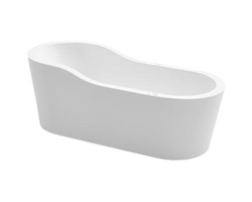 Ванна акриловая BelBagno BB65-1750, 175 х 80 см