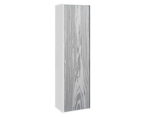 Пенал Aqwella Genesis GEN0535MG 35 см, подвесной, миллениум серый