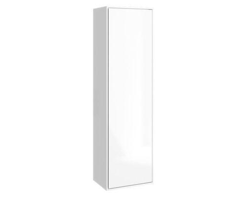 Пенал Aqwella Genesis GEN0535W 35 см, подвесной, белый