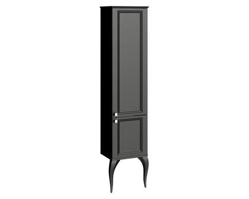 Пенал Aqwella LaDonna 40 см, черный