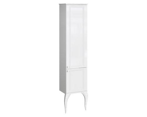 Пенал Aqwella LaDonna 40 см, белый