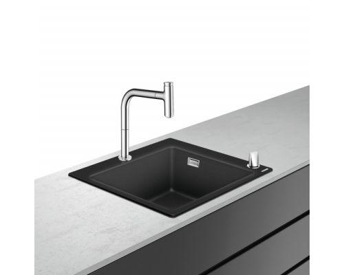 Кухонная комбинация Hansgrohe 450, C51-F450-06, смеситель хром