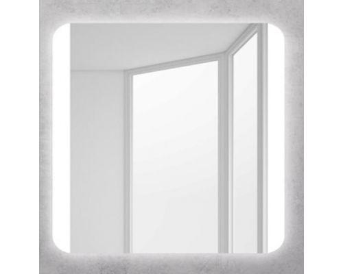 Зеркало BelBagno SPC-CEZ-700-700-LED-BTN 70 x 70 см со встроенным светильником и кнопочным выключателем