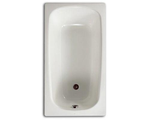 Стальная ванна Roca Contessa 212106001 120 x 70 см
