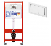 Система инсталляции для унитазов с кнопкой Tece 9 400 700