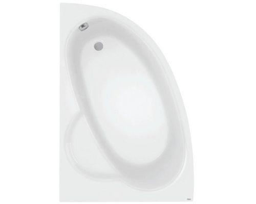 Ванна акриловая Poolspa Klio Asym 150x100 L с ножками