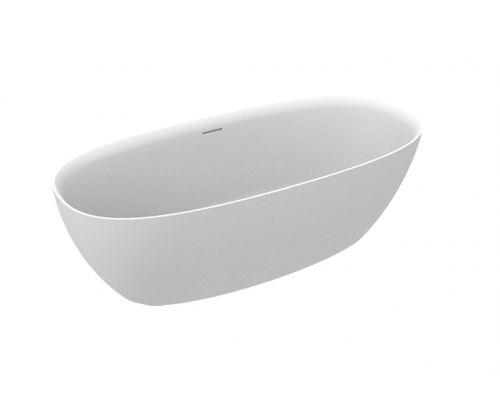Ванна отдельностоящая Roca Ariane 165x75 литой мрамор Stonex® A248470000