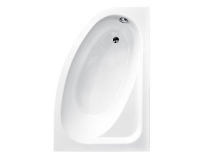Акриловая ванна Besco Finezja Nowa RL 170x110 (угловая)