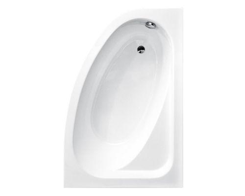 Акриловая ванна Besco Finezja Nowa R\L 170x110 (угловая)