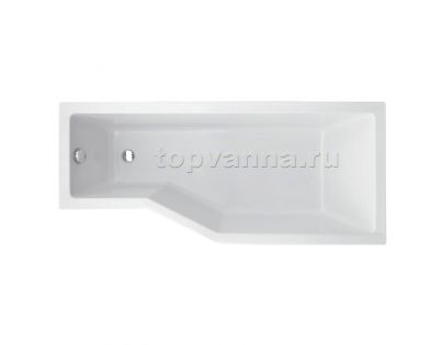 Акриловая ванна Besco Integra RL 170x75 (угловая)
