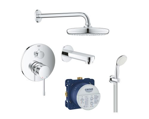Душевая система для ванны Grohe Essence 119699