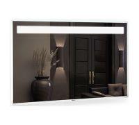 Зеркало Liberta Akato 1000x700мм с подсветкой и многофункциональной панелью