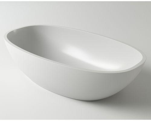 Раковина Holbi Tefia, 64x35, из Solid Surface