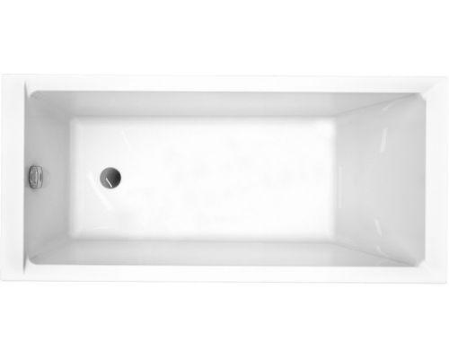 Ванна акриловая Cersanit Balinea 170*70 см