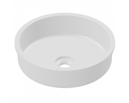 Раковина Holbi Uran, 41x41, из Solid Surface