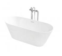 Ванна акриловая отдельностоящая REA SILVANO 170*80