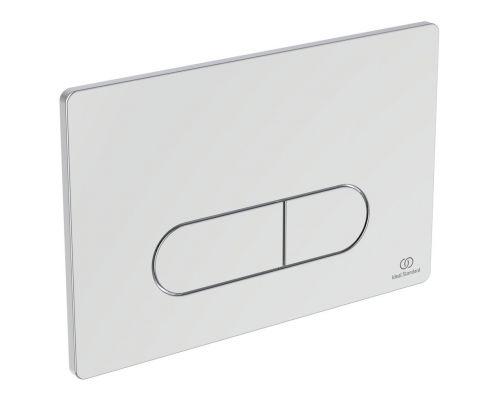 Кнопка смыва механическая Ideal Standard ProSys Oleas M1 R0115AC белая