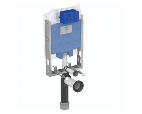 Легкая рамочная инсталляция для унитазов Ideal Standard ProSys 80M R014667
