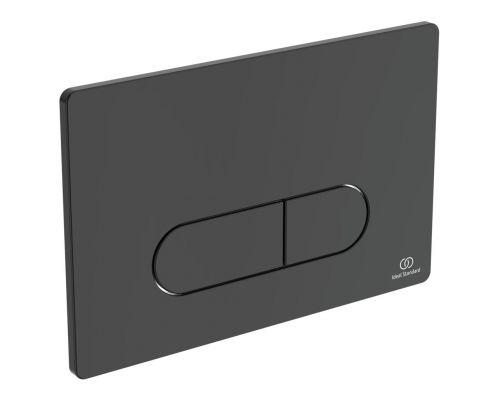 Кнопка смыва механическая Ideal Standard ProSys Oleas M1 R0115A6 черная