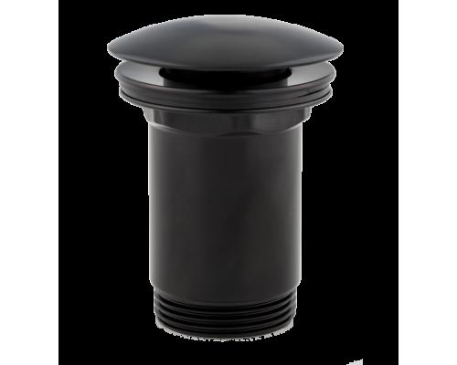 Донный клапан Omnires A706 BL черный