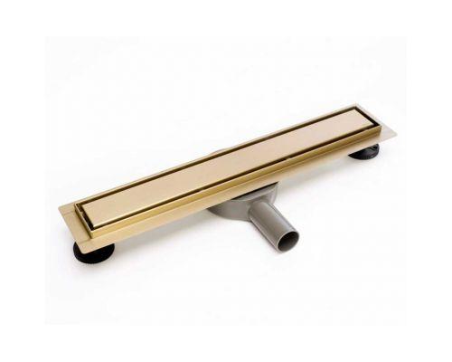 Душевой лоток REA PURE NEO PRO GOLD 80 см.