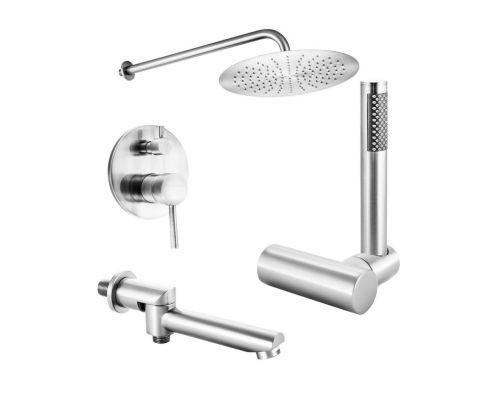 Душевая система для ванны Adiante Leda AD-68111 CR