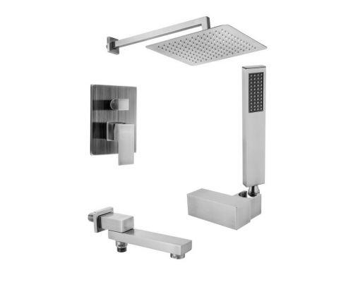 Душевая система для ванны Adiante Callisto AD-68112 CR