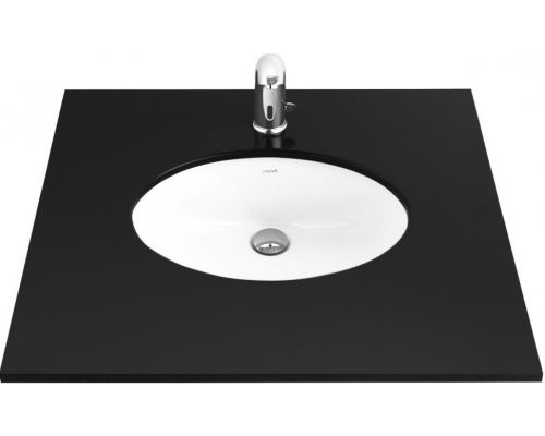 Умывальник TP овальный врезной под столешницу  40*52 см, белый, TP205-00CB00E-0000