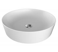 Умывальник Ultra круглый на столешницу 45 см, белый, UL145-00CB00E-0000