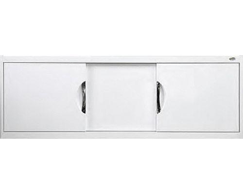 Экран под ванну купе ЛАГУНА-Эконом 150 белый арт. 515015