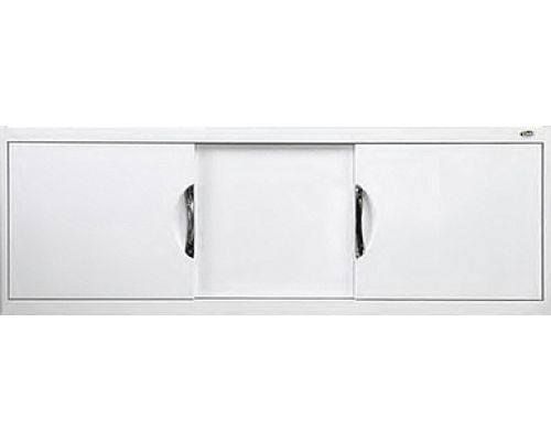 Экран под ванну купе ЛАГУНА 160 белый арт. 516002