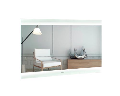 Зеркало Liberta Fiori 800x700мм с подсветкой