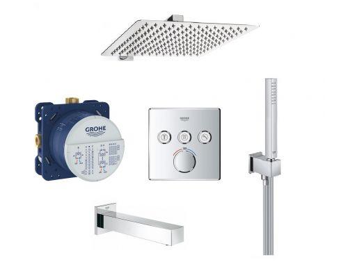 Душевая система для ванны Grohe SmartControl 29126000RI