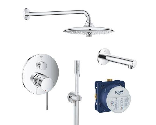 Душевая система для ванны Grohe Essence 119697