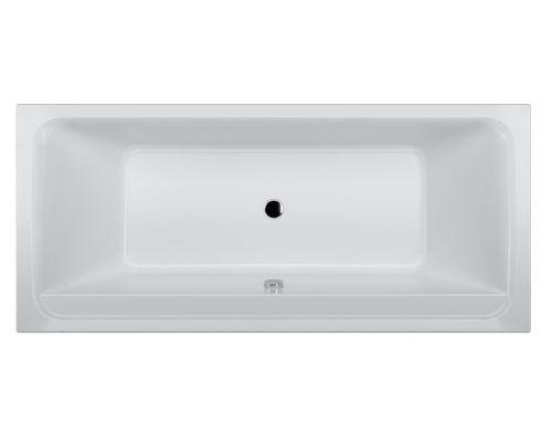 Акриловая ванна Alba Spa Barcelona 2.0 180*80