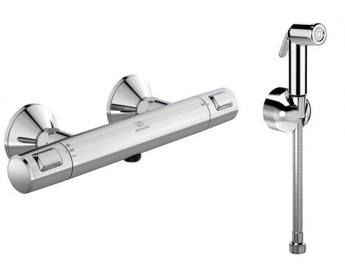 Комплект гигиенического душа Ideal Standard Ceratherm T25 термостатический A7201AA + B0595AA