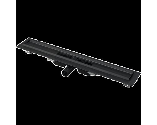 Душевой лоток AlcaPlast APZ101 850 с опорами, черный