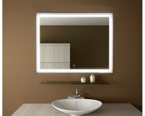 Зеркало Континент Aralia LED 1000x700