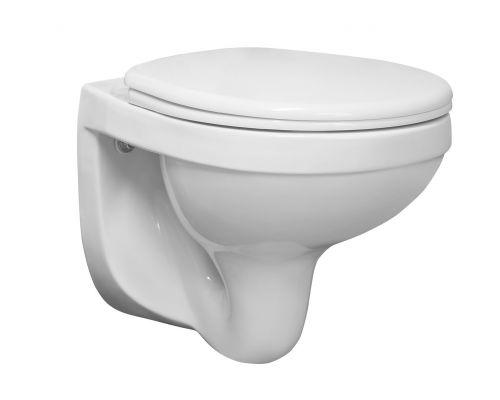 Унитаз подвесной Santeri Альфа 1.3256.4.S00.00B.0 с сиденьем Soft close