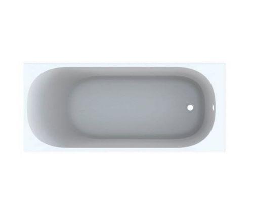 Ванна акриловая Geberit Soana Slim Rim 170х70 см c ножками