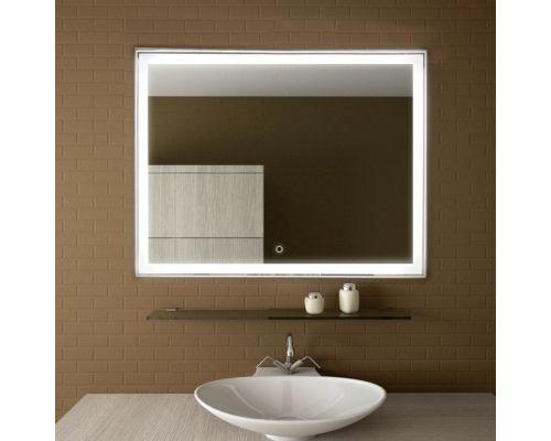 Зеркало Континент Aralia LED 800x600