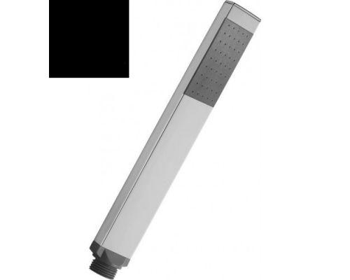 Душевая лейка Paffoni ZDOC117NO черный матовый