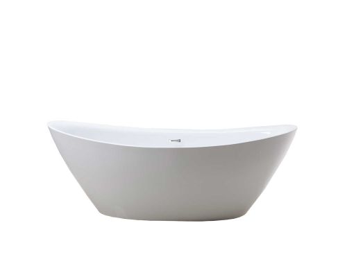 Ванна акриловая Vincea VBT-203 180x85 см